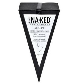 BUCK NAKED Lavender & French Green CLAY MUD PIE