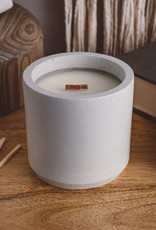 CORD +IRON COASTLINE Scented Candle - Natural
