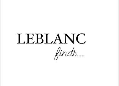 LeBLANC finds