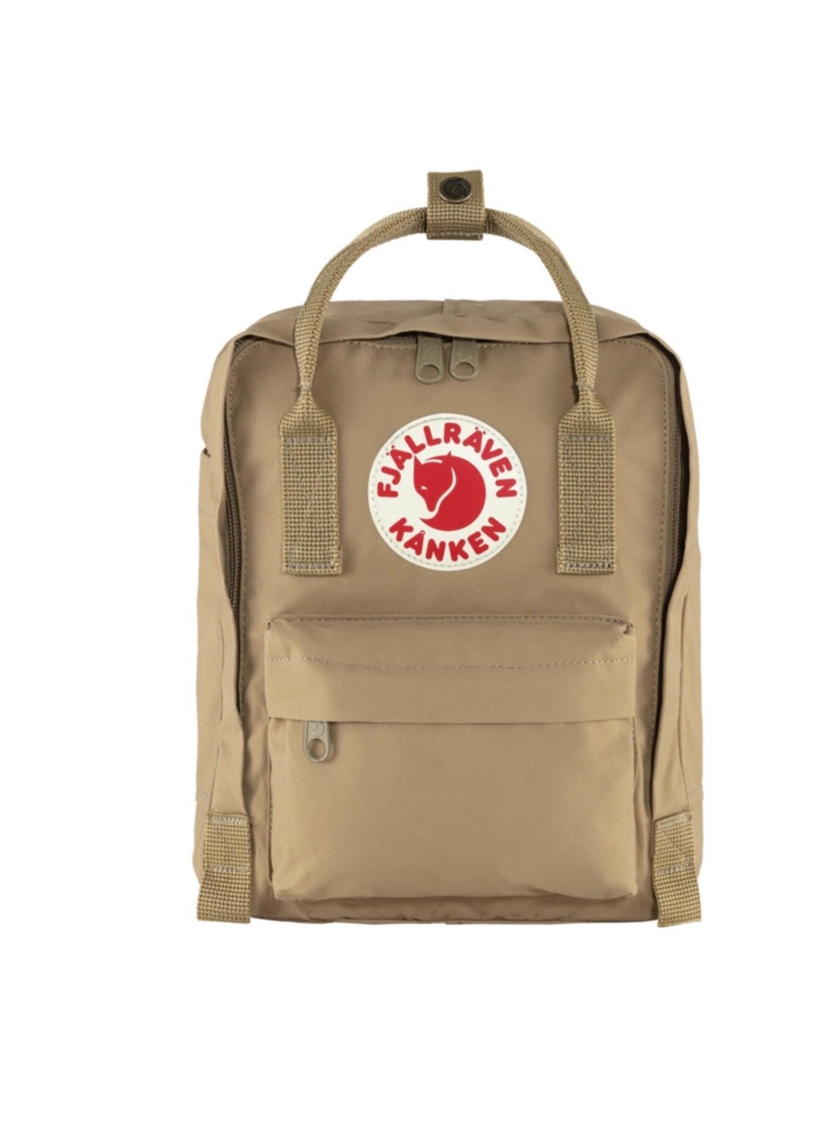 FJALL RAVEN Kanken Backpack Mini CLAY
