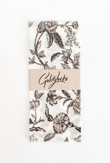 GOLDILOCKS wraps BLACK FLORAL Medium Food Wrap