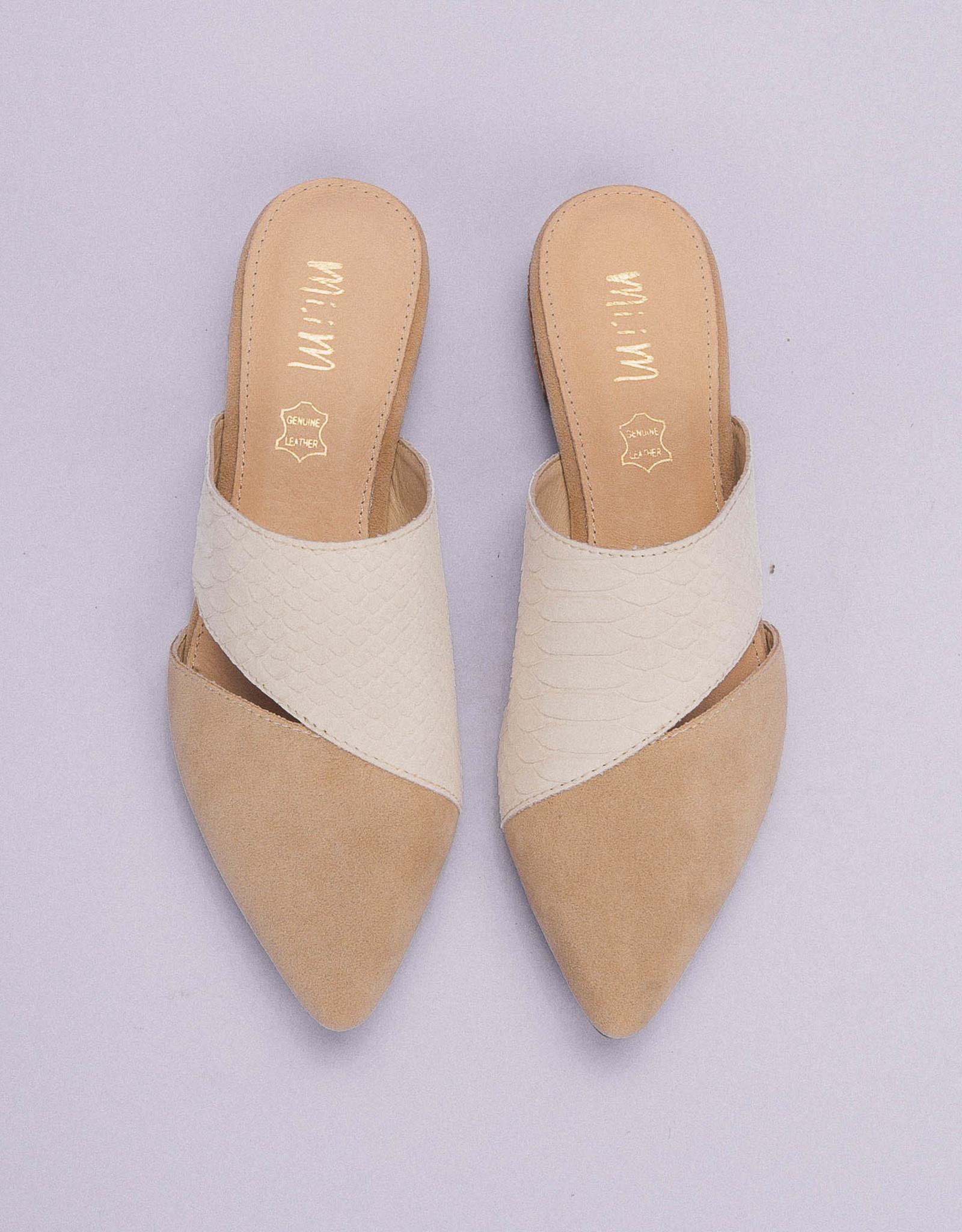 Mi.iM footwear The EPIC Pointed Mule