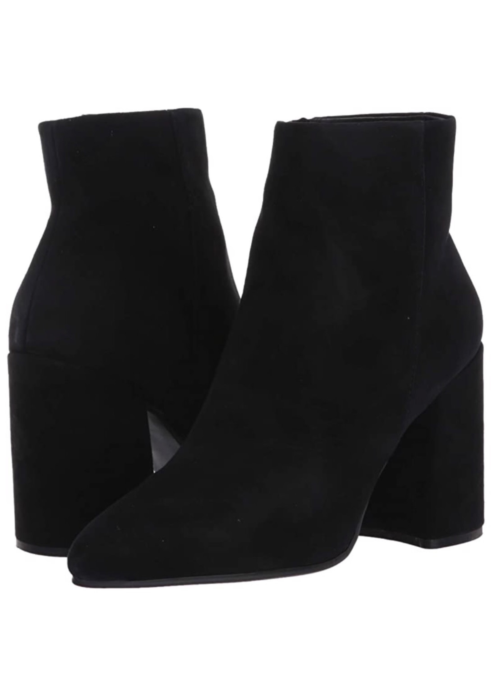 STEVE MADDEN The TERESE Suede Booties