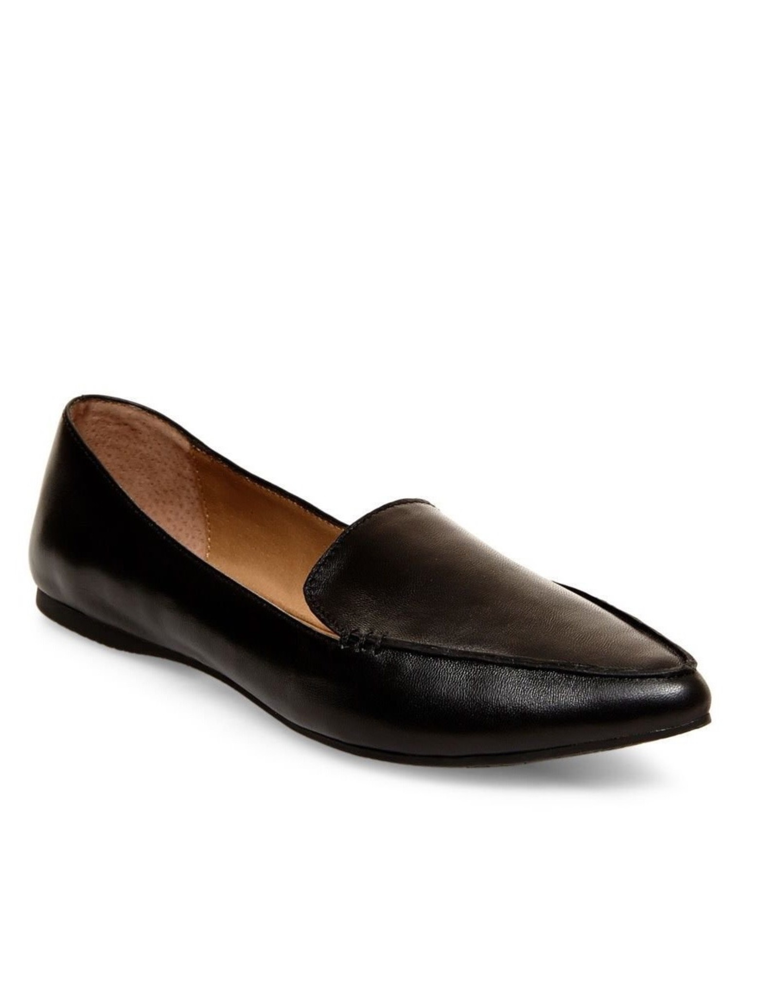 STEVE MADDEN The FEATHER Leather Loafer