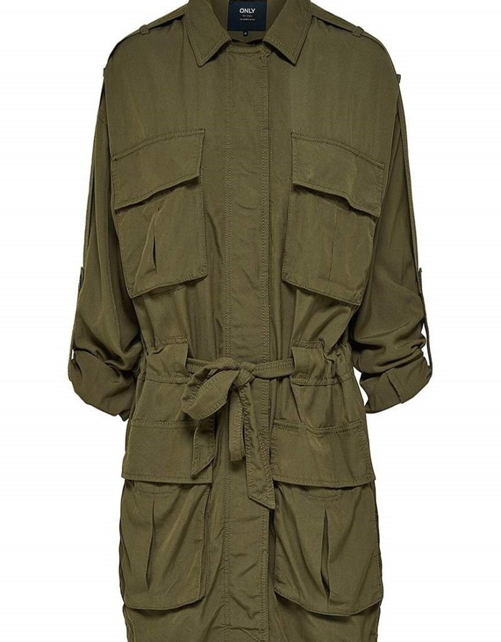 ONLY Gothic Olive Jacket