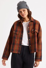 BRIXTON Bowery L/S Flannel