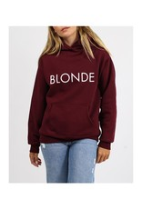 BRUNETTE  the label The 'BLONDE' Classic Hoodie