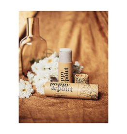 POPPY & POUT Lemon Bloom Lip Balm