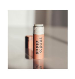 POPPY & POUT Pomegranate Peach Lip Balm