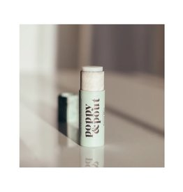 POPPY & POUT Sweet Mint Lip Balm