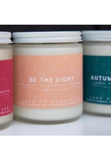 LAND of DAUGHTERS Be The Light CANDLE