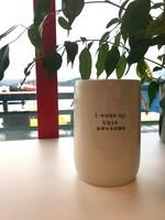 WHEELHOUSE STUDIO Swear Mugs