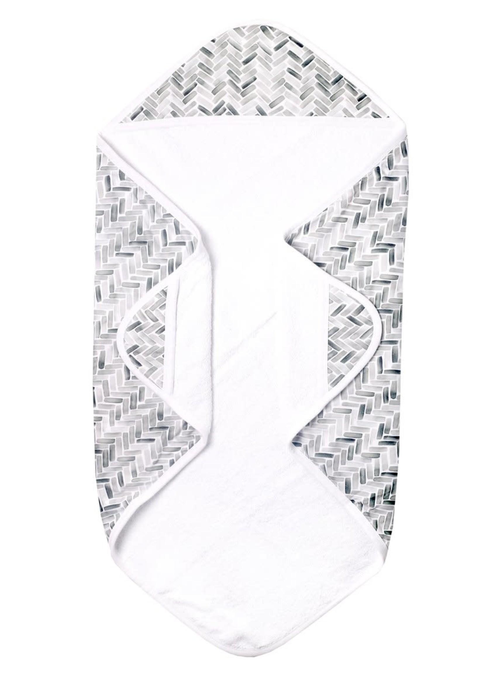 COPPER PEARL Premium Knit Hooded Towel ALTA