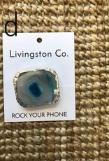 LIVINGSTON CO. Rock Your Phone Pop Socket