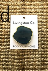 LIVINGSTON CO. Rock Your Phone Pop Socket