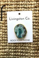 LIVINGSTON CO. Rock Your Socket Pop Socket