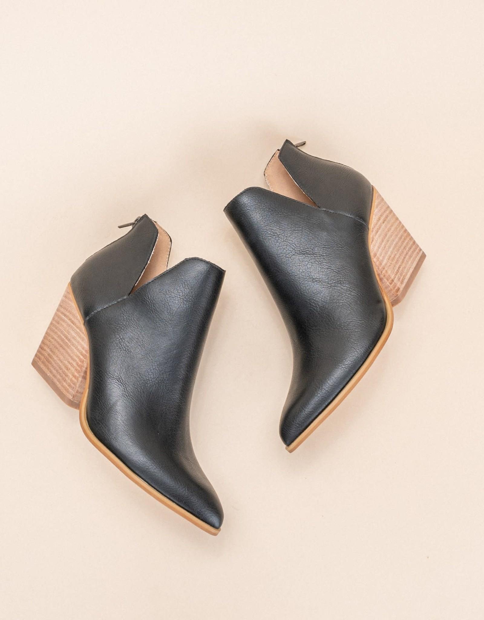 Mi.iM footwear INDIGO western bootie