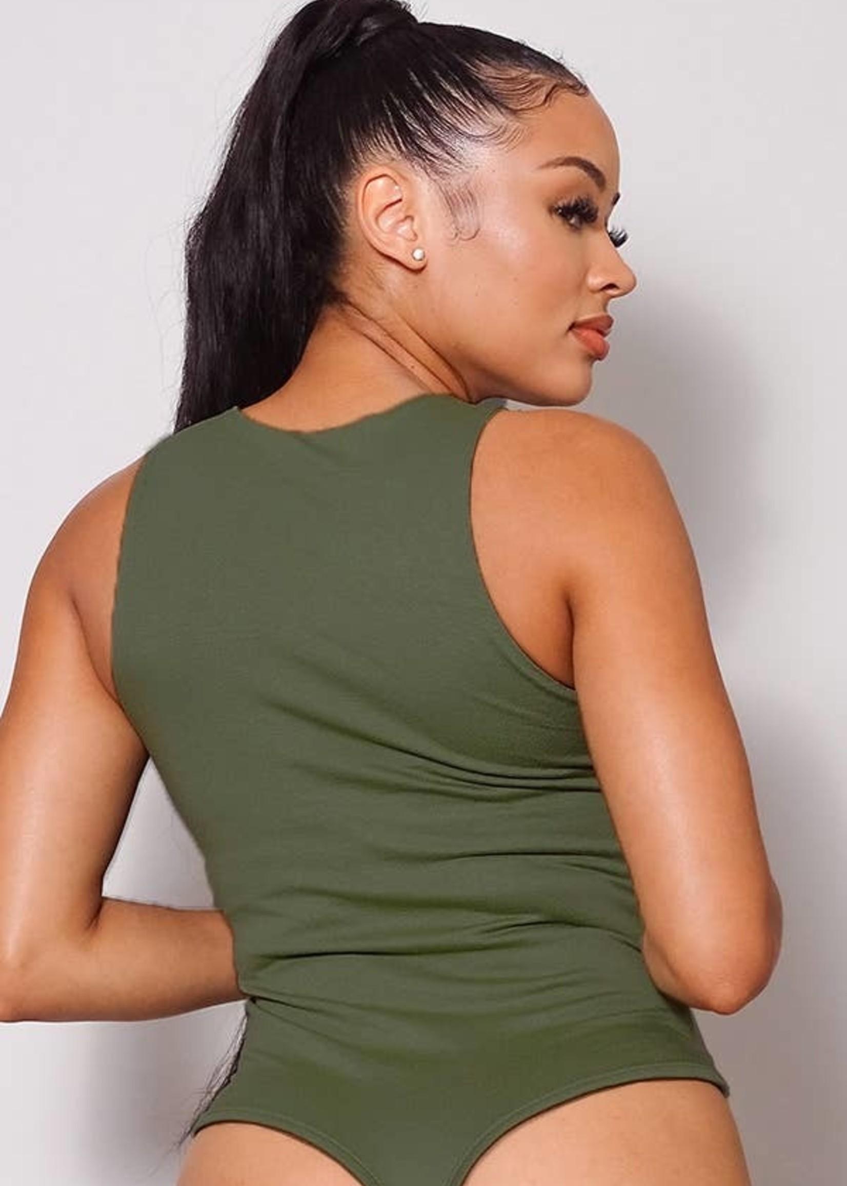 LeBLANC finds Sleeveless Bodysuit