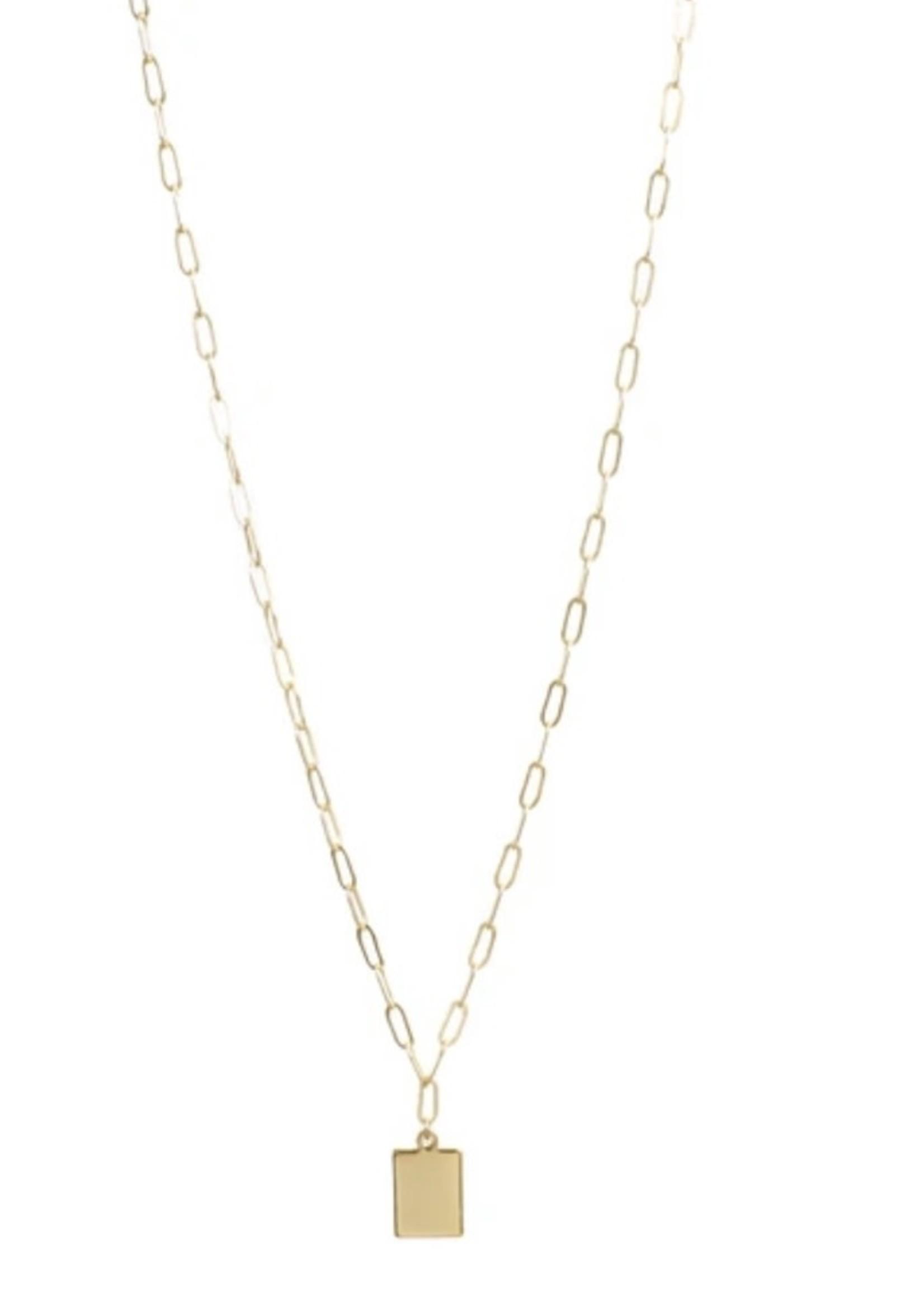 Lisbeth Brier Necklace, 14K Gold Filled
