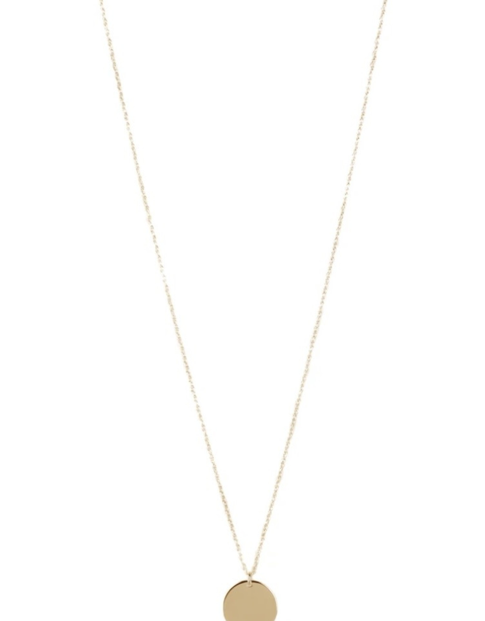 Lisbeth Eva Chain, 14K Gold Filled