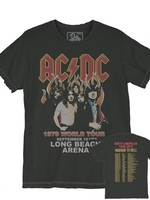 LeBLANC finds Vintage Tee ACDC 1979 World Tour