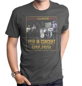 LeBLANC finds Vintage Tee Clearwater Concert