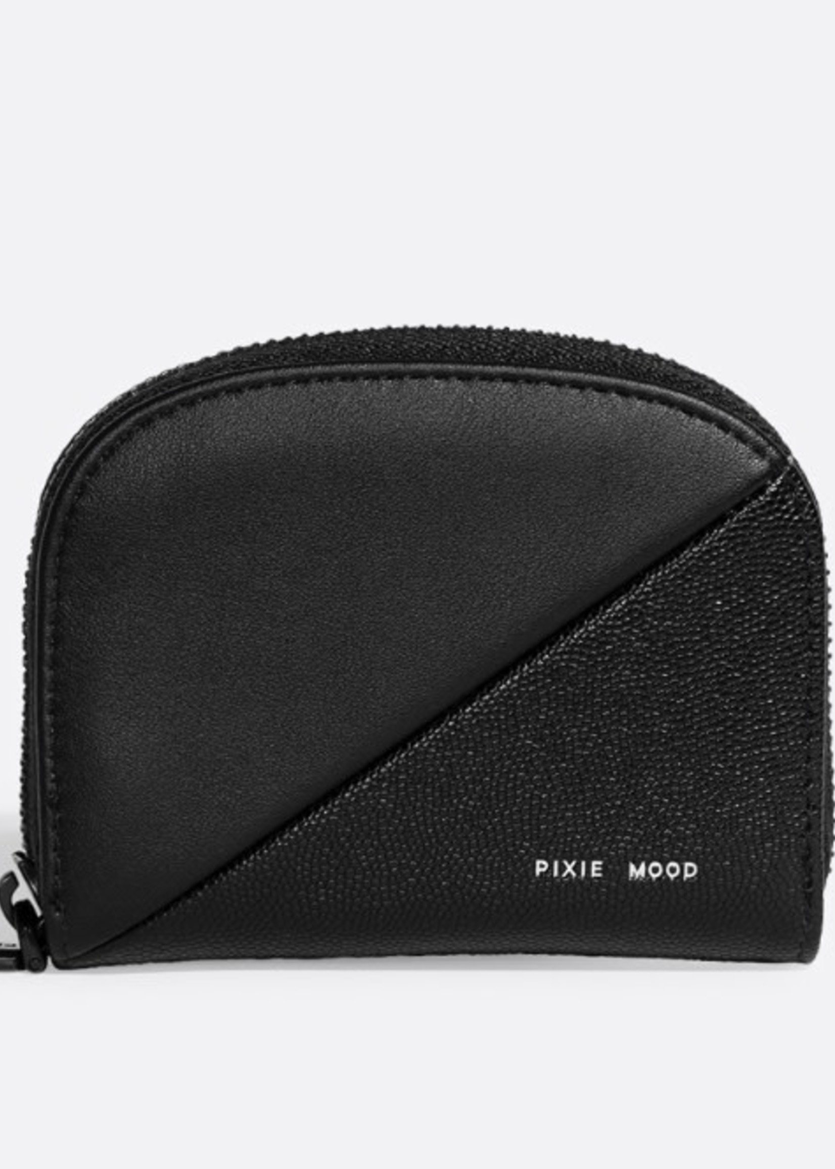 PIXIE MOOD Ida Card Case BLACK