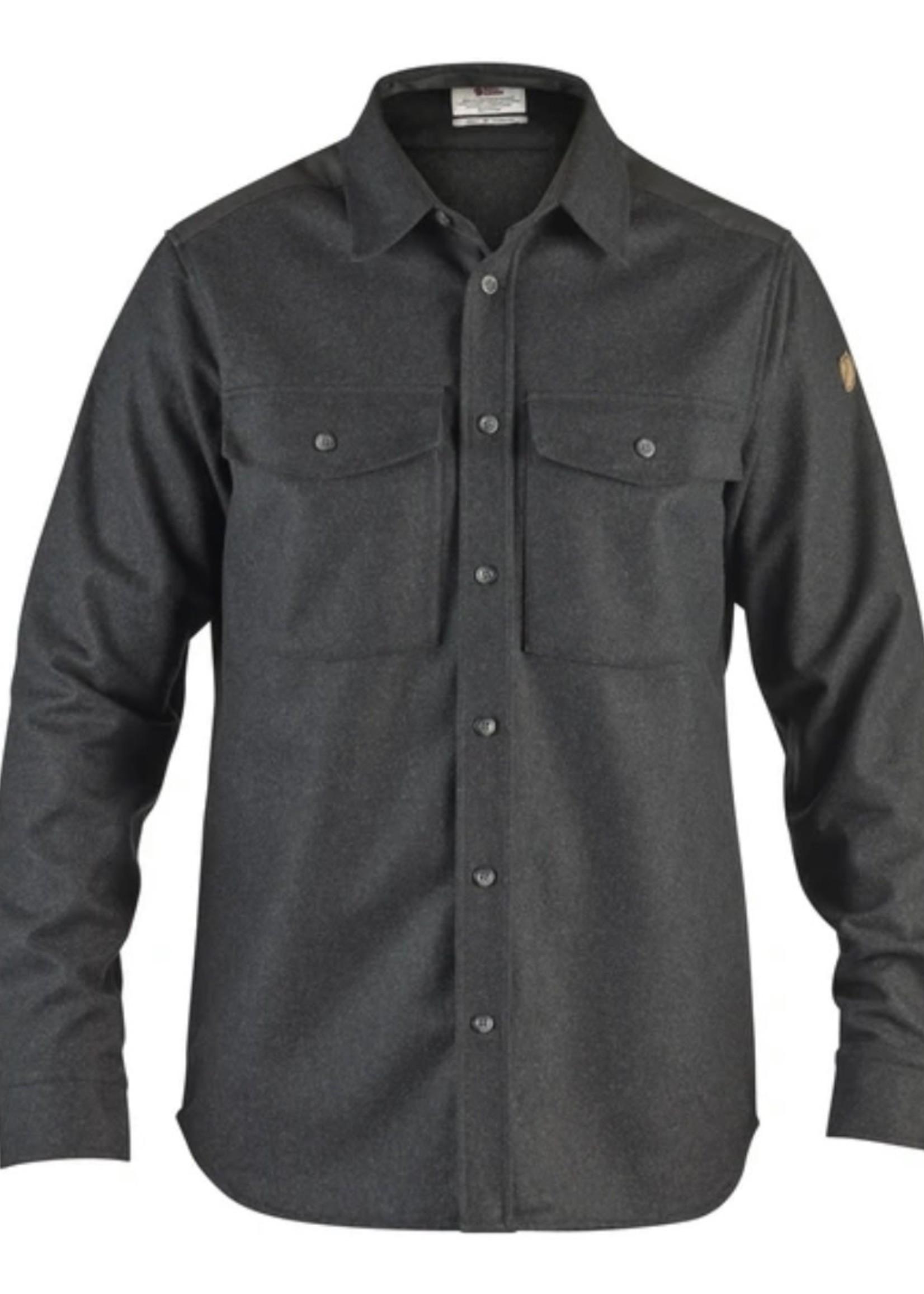 FJALL RAVEN Ovik Re-Wool Shirt LS