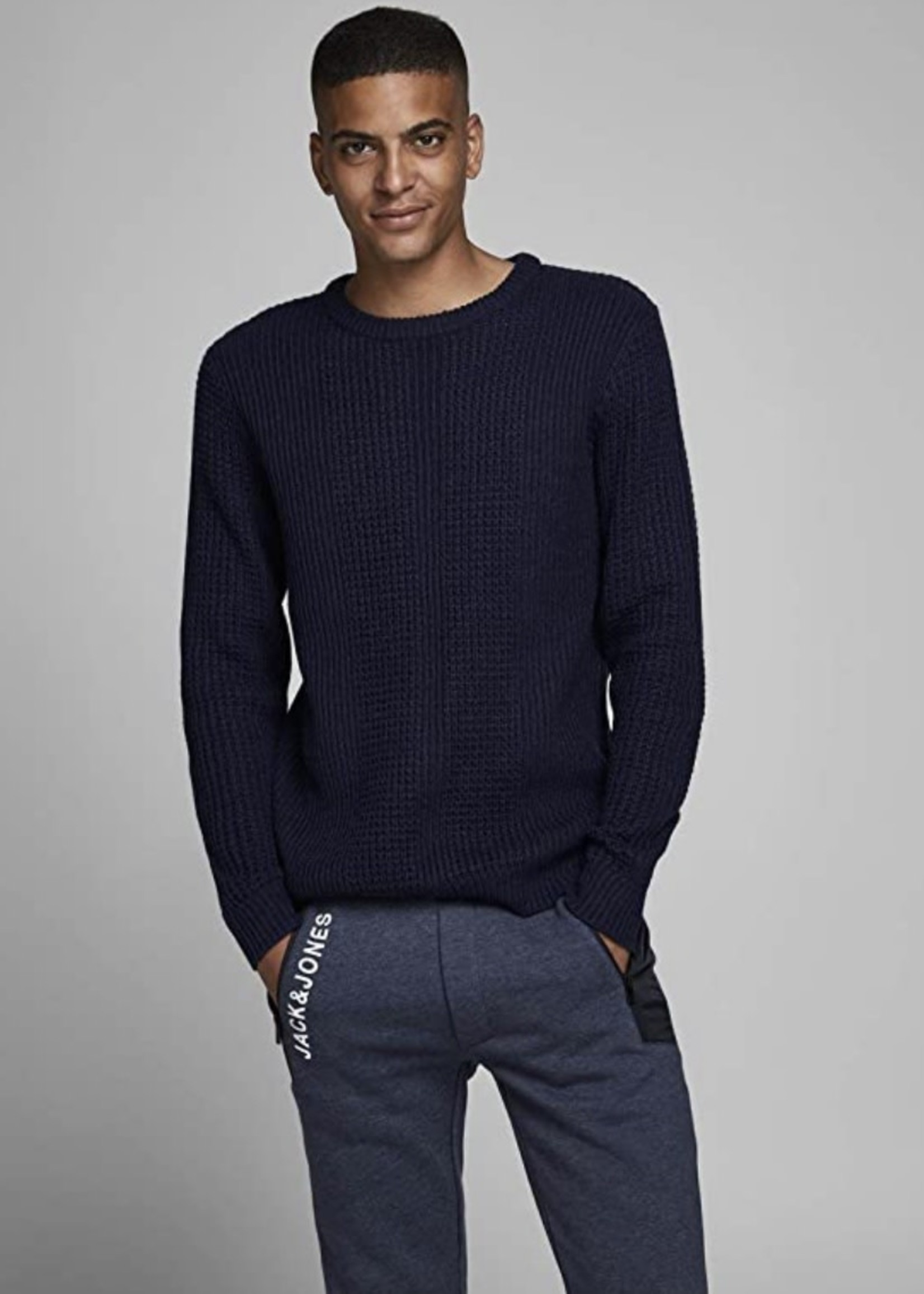JACK & JONES Knit Crew Neck Sweater