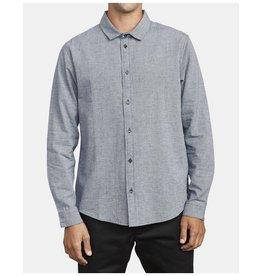 RVCA Chrushed Check LS Shirt