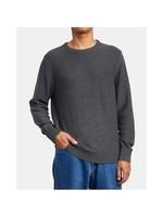 RVCA Witz Marl Crew Sweatshirt