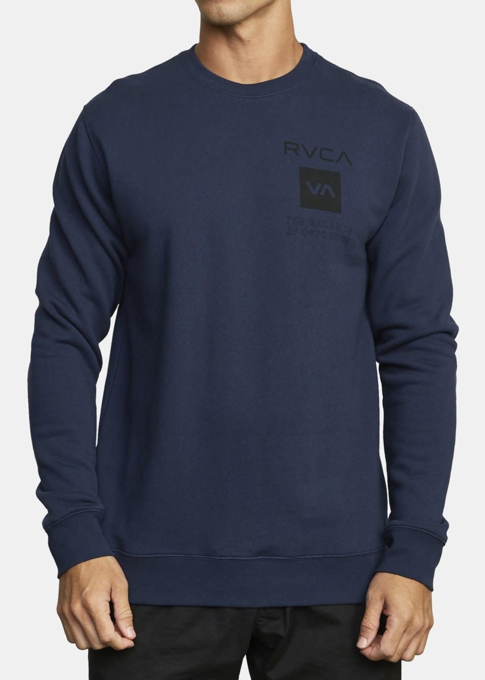 RVCA Sport Graphic Pullover Sweater