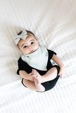 COPPER PEARL 4-pack Baby Bandana Bibs - DOT