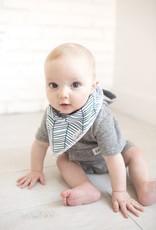 COPPER PEARL 4-pack Baby Bandana Bibs -  CRUISE
