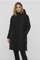 VERA MODA Bergen Long Puffer Hooded Jacket