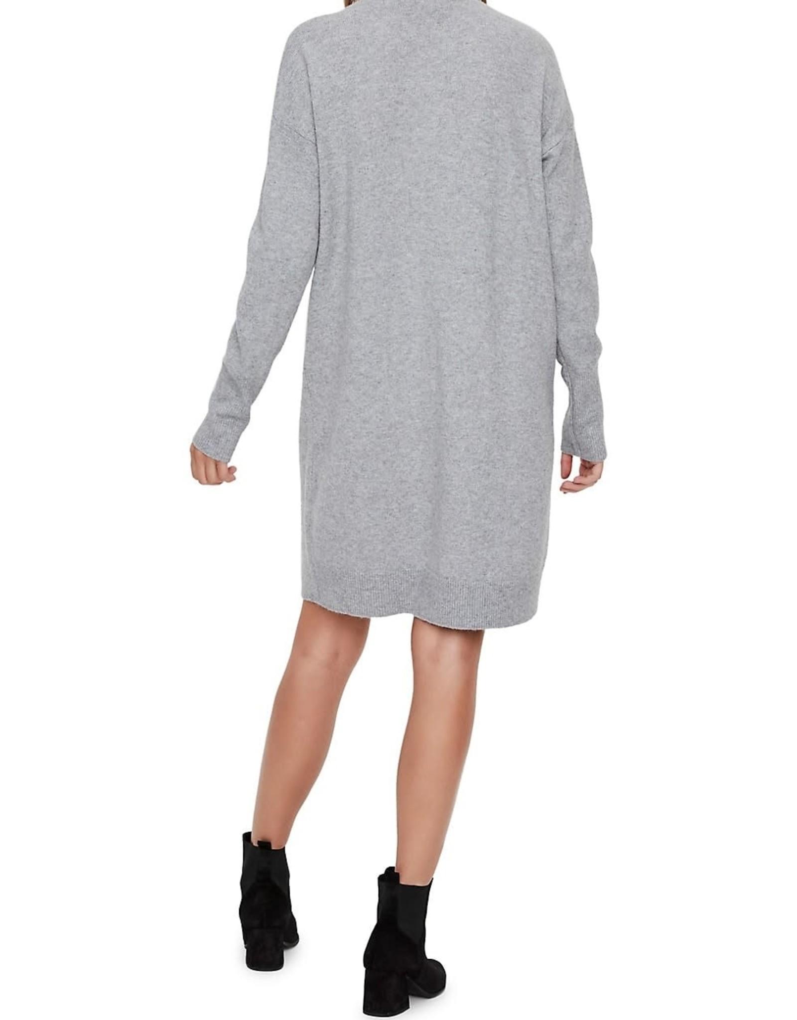 VERA MODA Brilliant LS Roll-Neck Dress