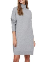 VERA MODA Brilliant LS Roll-Neck Dress