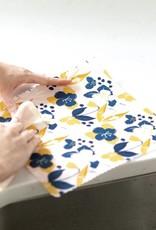 GOLDILOCKS wraps AMBER BLUEBERRY Food Wrap, Set of 3