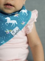 COPPER PEARL 4-Pack Baby Bandana Bibs WHIMSY