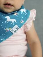 COPPER PEARL 4-Pack Baby Bandana Bibs WHIMSY