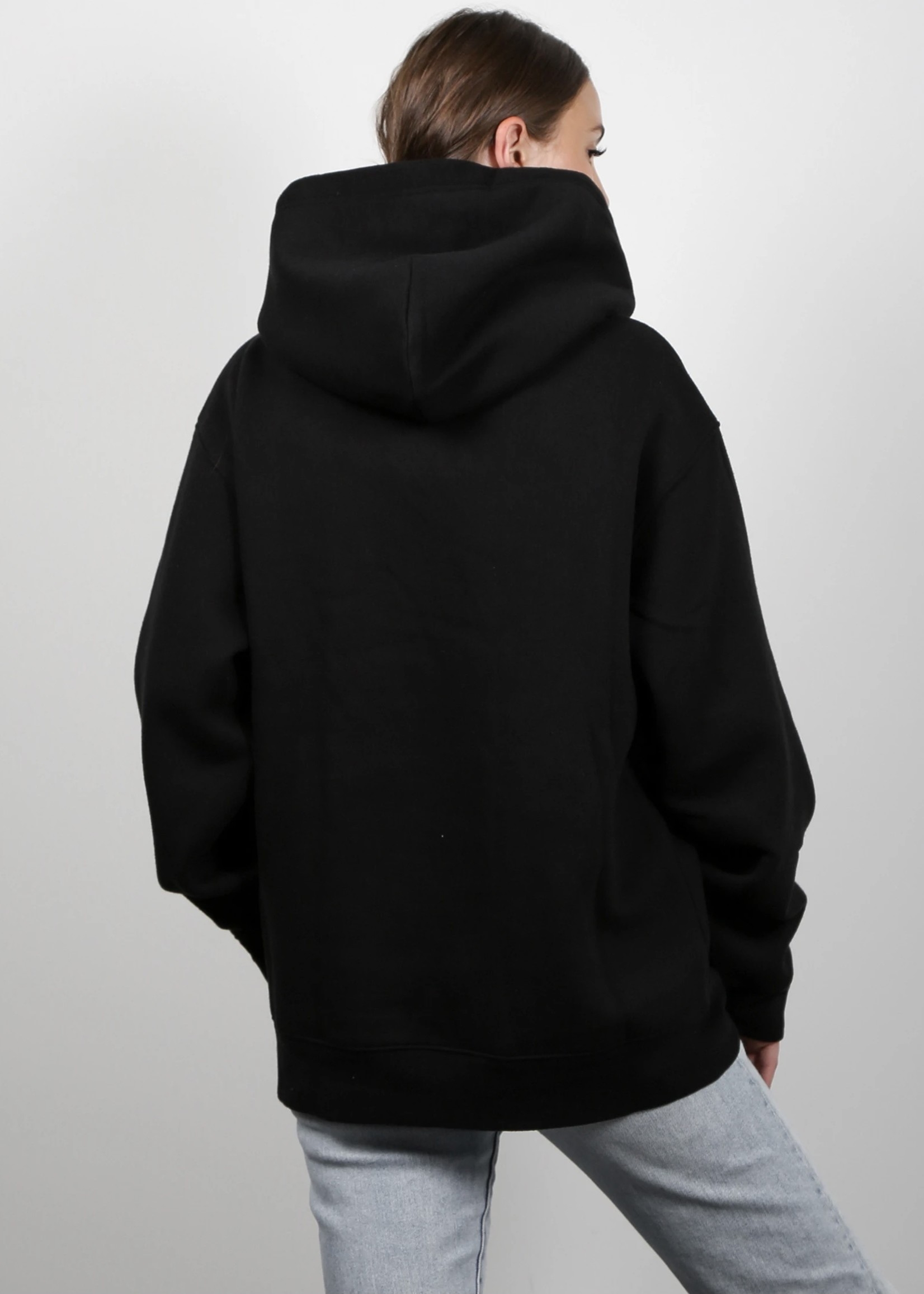 """BRUNETTE  the label The """"REDHEAD"""" Classic Hoodie"""