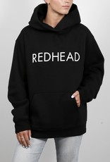 "BRUNETTE  the label The ""REDHEAD"" Classic Hoodie"