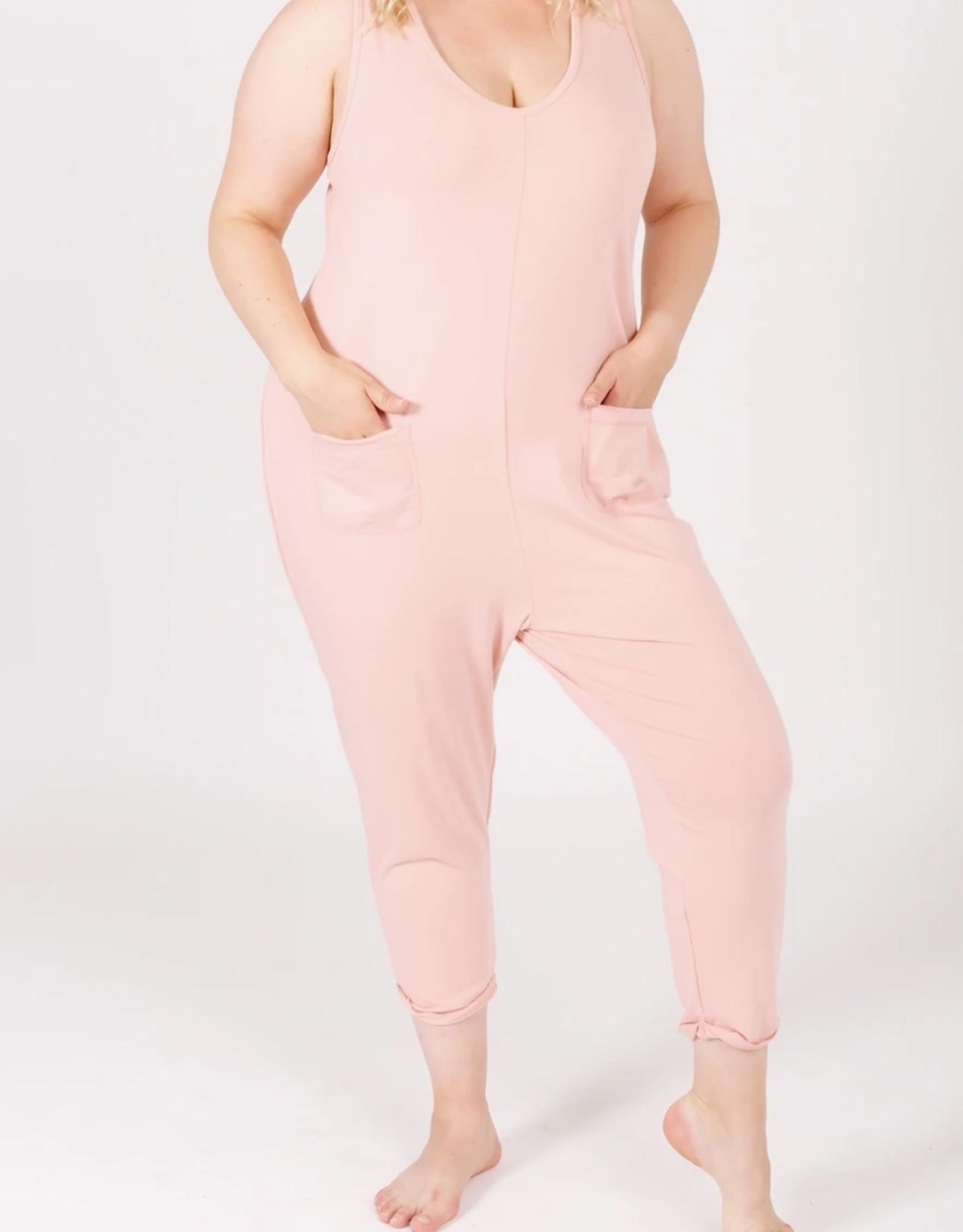 """Smash + TESS The """"Saturday"""" Romper, Pretty in Pink"""