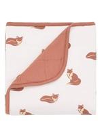 KYTE BABY Printed Baby Blanket FOX