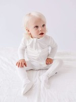 KYTE BABY Zippered Footie CLOUD