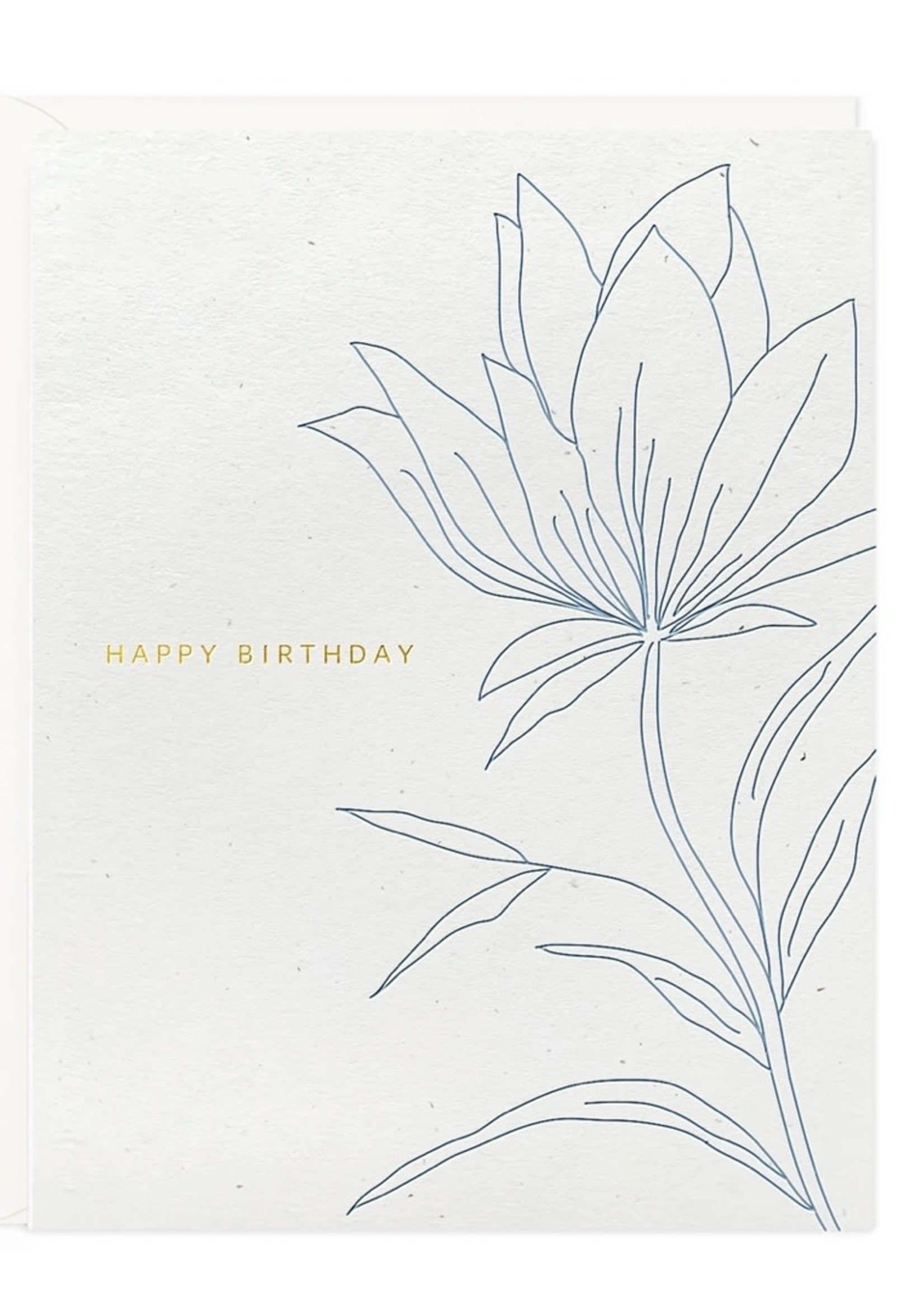 RAMONA + RUTH Birthday Botanical Card