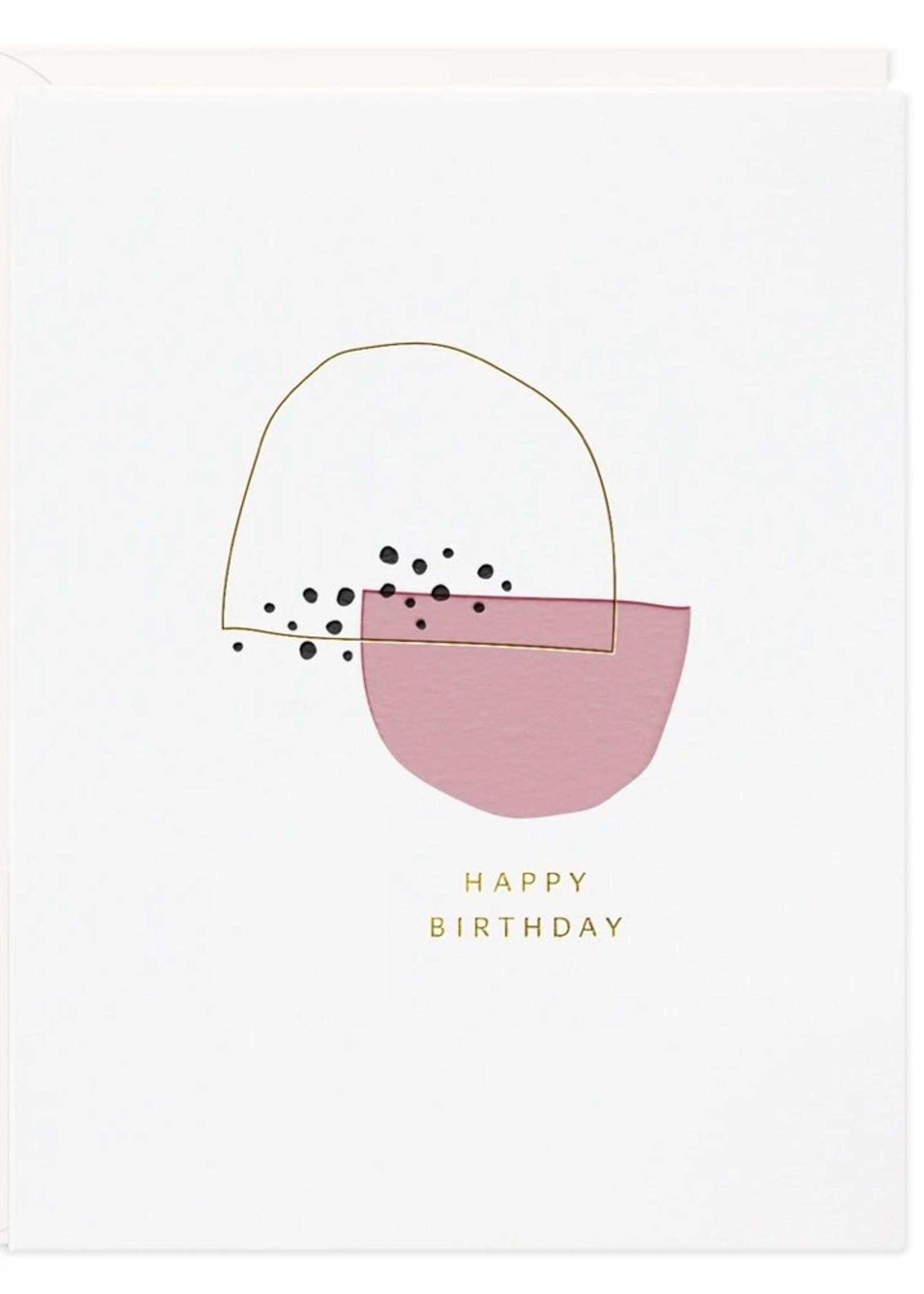 RAMONA + RUTH Happy Birthday Freckles Card