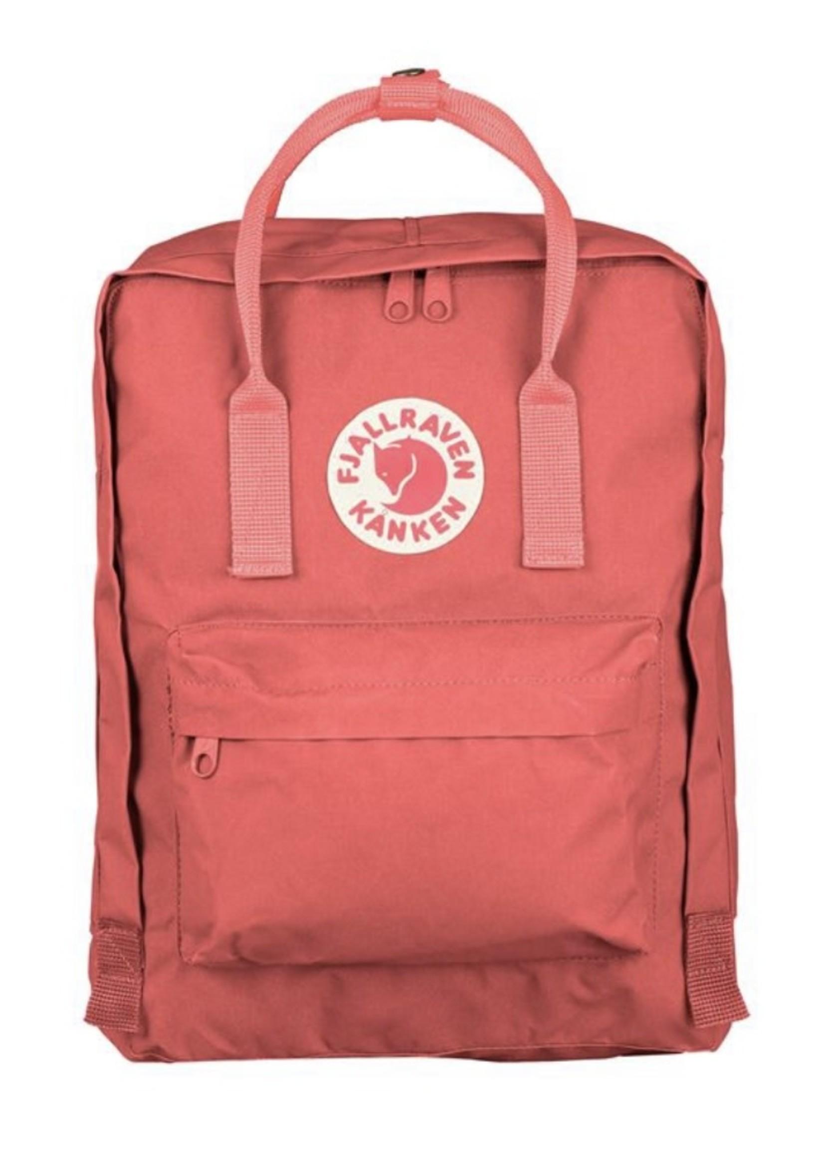 FJALL RAVEN Kanken Backpack PEACH PINK