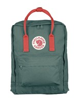 FJALL RAVEN Kanken Backpack FROST GREEN/PEACH PINK