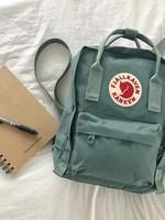 FJALL RAVEN Kanken Backpack Mini FROST GREEN